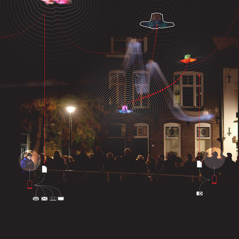 Flying Swarm Of Robots Gives Protesters And Activists Free Wi-Fi, On The Go | DigitAG& journal | Scoop.it