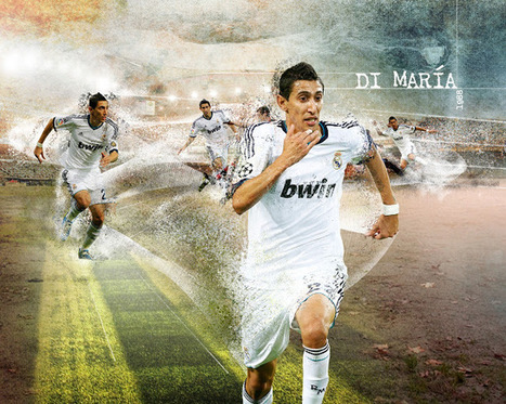 New Di Marya wallpaper HD Real madrid 2013 - 2014 | FULL HD (High Definition) Wallpapers, Pictures For Desktop & Backgrounds | Real Madrid WALLPAPERS, PICTURES FOR DESKTOP & BACKGROUNDS | Scoop.it