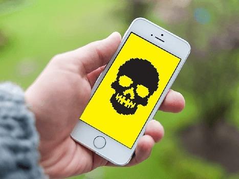 Malwares : après Android, iOS est sévèrement touché | mlearn | Scoop.it