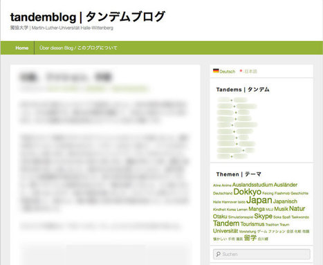 Dreimal hält besser. Deutsch-japanisches Sprachlernprojekt | Zentrum für multimediales Lehren und Lernen (LLZ) | Scoop.it