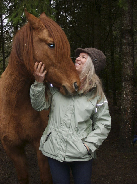 Horses and healing | Kitsap Week - North Kitsap Herald | Equine Facilitated coaching | Scoop.it