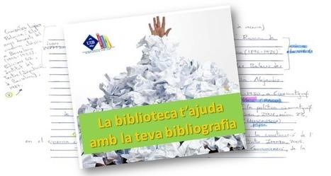 Com citar bibliografia - citar_bibliografia - Ajuda - Què t'oferim? - Biblioteca - Serveis, oficines i centres - Estructura - Coneix la UIB - Universitat de les Illes Balears   Intereses varios   Scoop.it