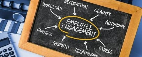 Employee engagement and wellbeing | Engaging Staff to Excel | Scoop.it