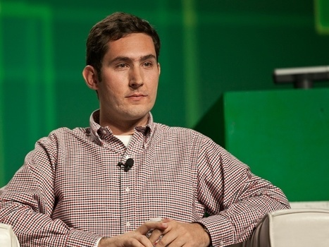 The Best Lessons From Kevin Systrom | GreatPreneurs | Scoop.it