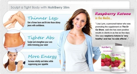 NutriBerry Slim Review - 100% SAFE AND EFFECTIVE | richard simone | Scoop.it