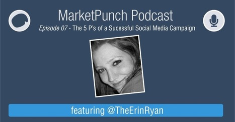 Erin Ryan is the Next Guest on the MarketPunch Podcast | MarketPunch.com | Social Medianess | Scoop.it