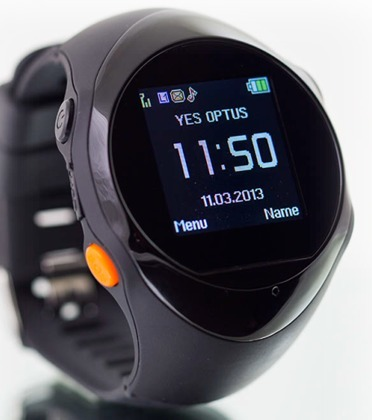 Sending out an SOS by watch phone for the elderly | Australian e-health | Scoop.it