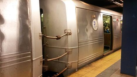 Subway atmosphere in New York City | Universo de Viajes | Scoop.it