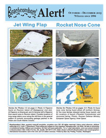Flotsametrics and the Floating World: Beachcombers Alert!™ | Coastal Restoration | Scoop.it