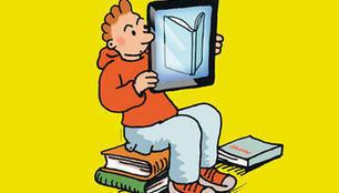 La quinzaine du livre numérique jeunesse - Bibliothèque | Livres de jeunesse numériques | Scoop.it