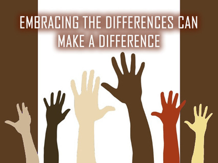 EMBRACING THE DIFFERENCES CAN MAKE A DIFFERENCE | Culturational Chemistry™ | Scoop.it