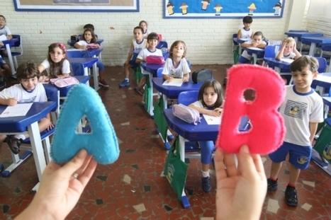 Brincadeira perde espaço para alfabetização precoce - Minas - Hoje Em Dia | General | Scoop.it