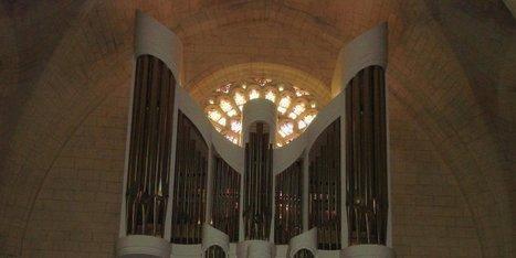 La Réole fête en grand le retour de son orgue | Revue de presse de Bruno MARTY | Scoop.it