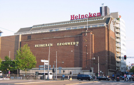 Influencia - Local - « Heineken Experience », plus qu'un musée | Veille, marketing, digital, content | Scoop.it