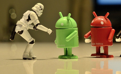 Forget Android fragmentation: Use cloud and APIs for easy Android development - VentureBeat | Roaarr Apps | Scoop.it