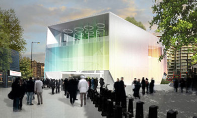 Silicon Roundabout: Tech City to pioneer a radical new public space   Silicon Roundabout   Scoop.it