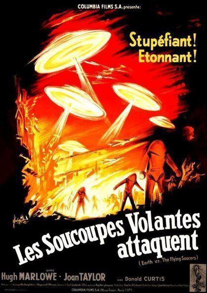 Télécharger Les Soucoupes volantes attaquent 1956   Vivlawii   Scoop.it