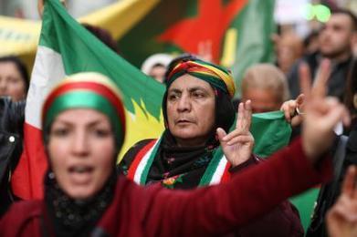 Kobane: the struggle of Kurdish women against Islamic State | Politics economics and society | Scoop.it