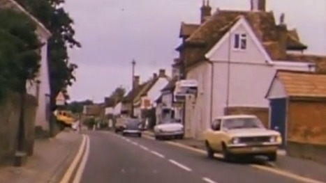How the A11 used to be in the 1970s   All things Seventies   Scoop.it