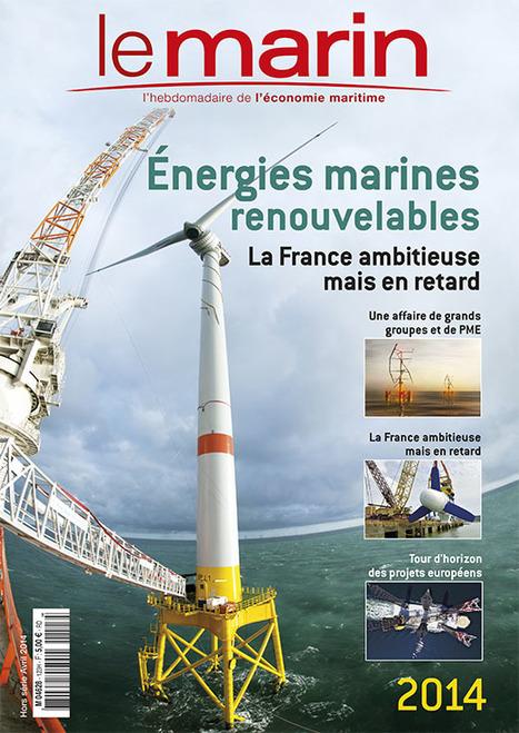 Un Hors-Série du Marin consacré aux EMR | Droit et énergies marines renouvelables | Scoop.it