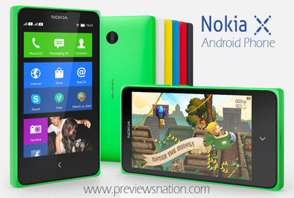 First Android Phone | Nokia X | Features | Price | Latest Smartphones | Scoop.it