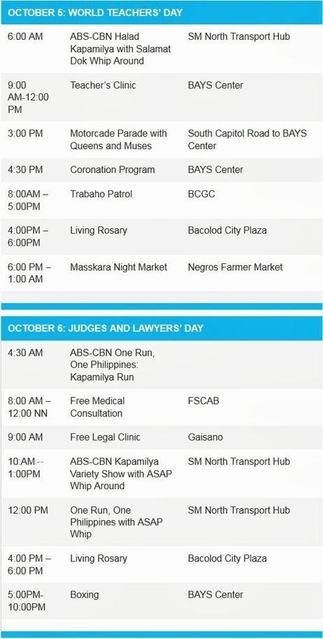 MassKara Festival 2013 | Civil Service Exam | Philippine Festivals | Scoop.it