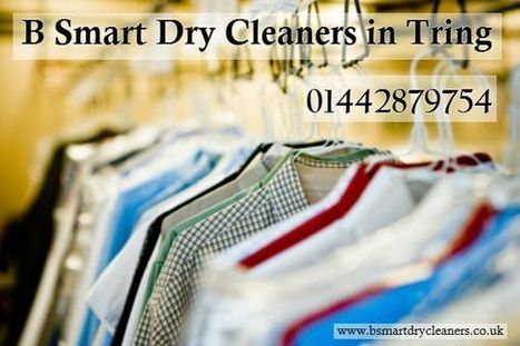 Dry Cleaning and Laundry Service | B Smart Dry Cleaners | Scoop.it