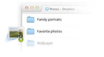 Dropbox enables drag-and-drop uploads on web browsers | Edtech PK-12 | Scoop.it