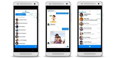 Facebook Revamping Messenger For Android, Integrates SMS | Digital-News on Scoop.it today | Scoop.it