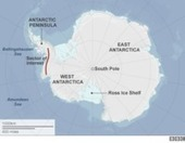 #Antarctic Peninsula in '#dramatic' #iceloss - BBC News | Rescue our Ocean's & it's species from Man's Pollution! | Scoop.it
