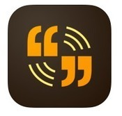 Adobe Voice: A Powerful Storytelling App | IPads- how can we use them in the classroom? | Scoop.it