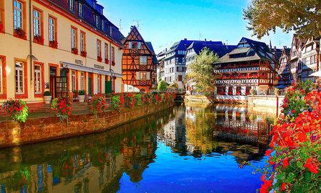 100 lieux magnifiques et incontournables en France à visiter absolument | Remue-méninges FLE | Scoop.it