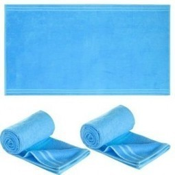 Buy Teera Soft Bath Towels Pack of 2 Price Rs.118 – ShopClues | DealsZone.in | dealszone (coupon code website) | Scoop.it