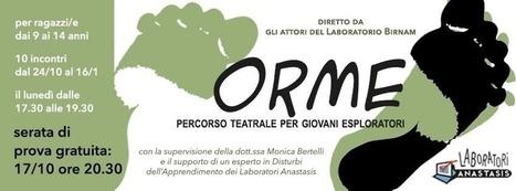 Lezione Teatrale Gratuita nei Laboratori Anastasis a Bologna | Dislessia e Tecnologia | Scoop.it