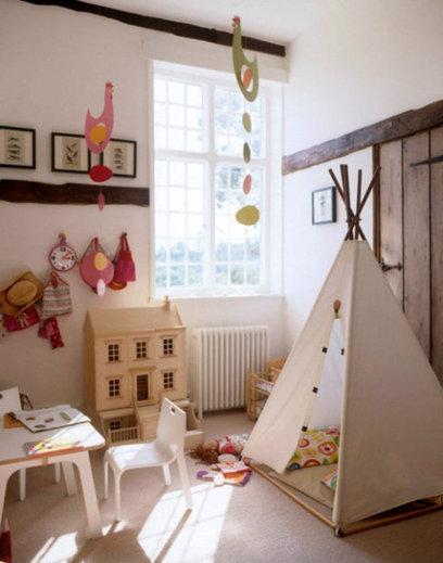 Fun and Functional: Decorating Children's Bedrooms | How Happy and Healthy is Your Kids' Bedroom? | Scoop.it