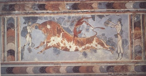 ROMA QVADRATA: G1/CUC: La civilización cretense o minoica | Mundo Clásico | Scoop.it