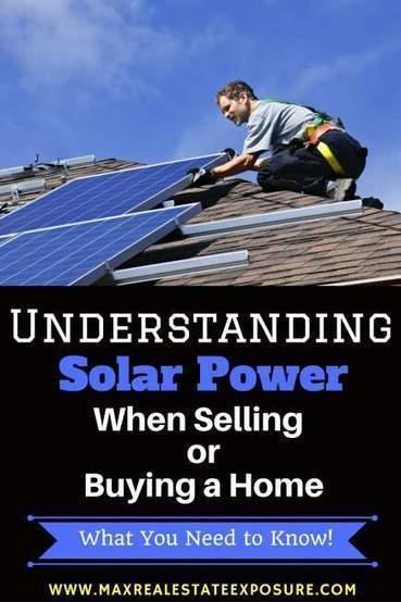 Does Adding Solar Power Increase Property Values | Nova Scotia Real Estate | Scoop.it