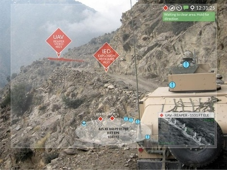How's DARPA's Augmented Reality Software Works - The Atlantic | Eye on clever IT things | Scoop.it