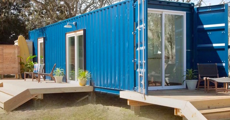 Shipping Container Houses Are The Perfect Vacation Spots | itsyourbiz - Travel - Enjoy Life! | Scoop.it