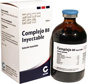 Complejo B8 inyectable | Calier | Donaciones | Scoop.it