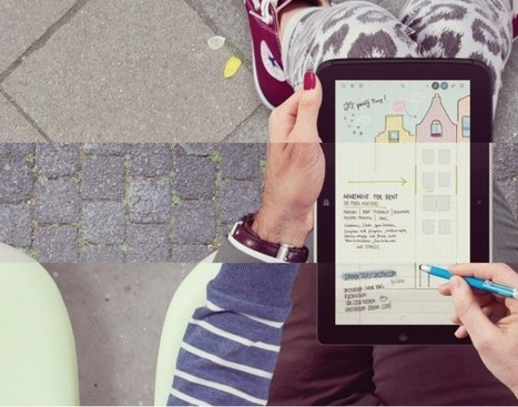 Wacom Bamboo Paper, la app para diseñadores gráficos llega a nuestras tablets Android | Androidiando | Scoop.it