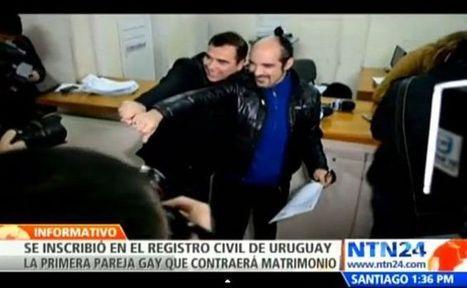 Uruguay: mariage pour tous en vigueur | 16s3d: Bestioles, opinions & pétitions | Scoop.it