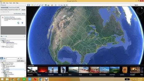 Get Google Earth Pro for free - CNET | 21st Century Information Fluency | Scoop.it