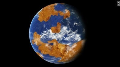 Was Venus once habitable?   Chain Letters from above   Scoop.it