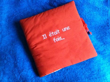 Le livre en tissu avec photos personnalisées pour bébé : une belle idée de cadeau de naissance ! | Puériculture Bébé | Scoop.it