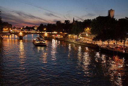 Soir sur Seine   Ca m'interpelle...   Scoop.it