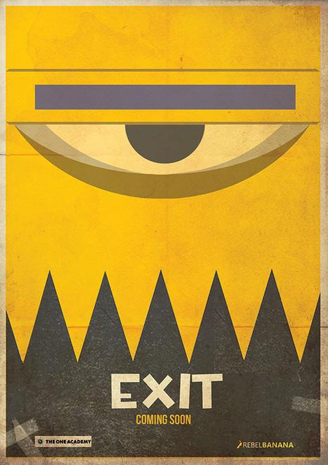 Exit, un joli court métrage en 3D | Animation 2D et 3D | Scoop.it