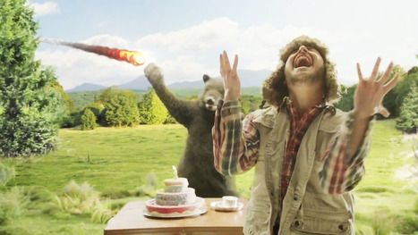 Commercials Gone Rogue And Time Travel: The 5 Best Ads Of The Week | Psychology of Consumer Behaviour | Scoop.it