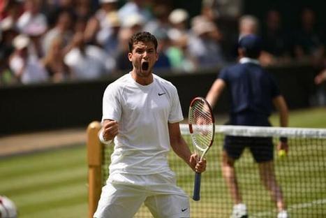 Tweet from @Wimbledon   Tennis 2014   Scoop.it