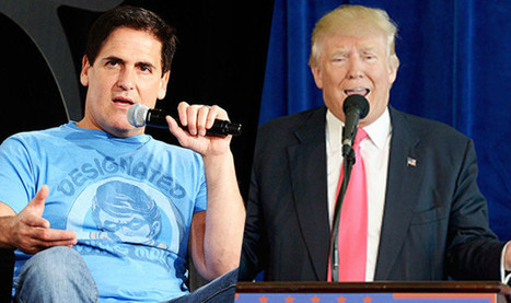 Mark Cuban Just Made Donald Trump An Offer He Cannot Refuse | LibertyE Global Renaissance | Scoop.it